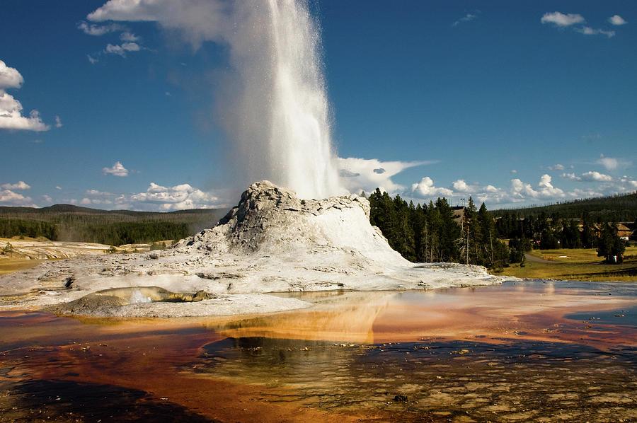 Yellowstone Photograph by Alfredo Mancia