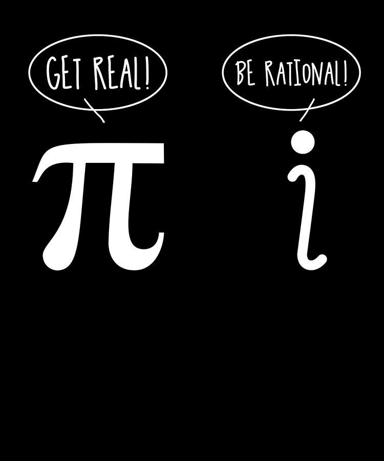 8ec8af93 Algebra Digital Art - Pi Day Pun Science Funny Tshirt by Michael S