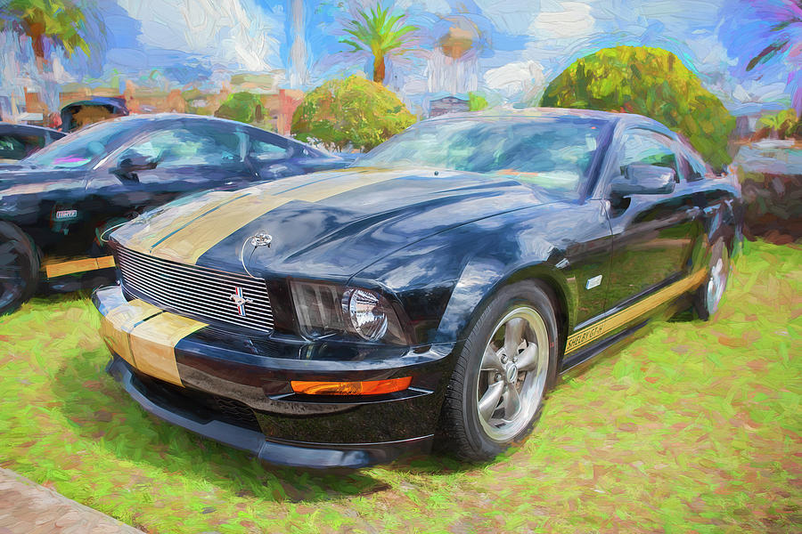 2006 Ford Hertz Shelby Mustang GT-H 102 by Rich Franco