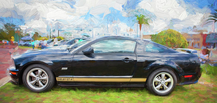 2006 Ford Hertz Shelby Mustang GT-H 105 by Rich Franco