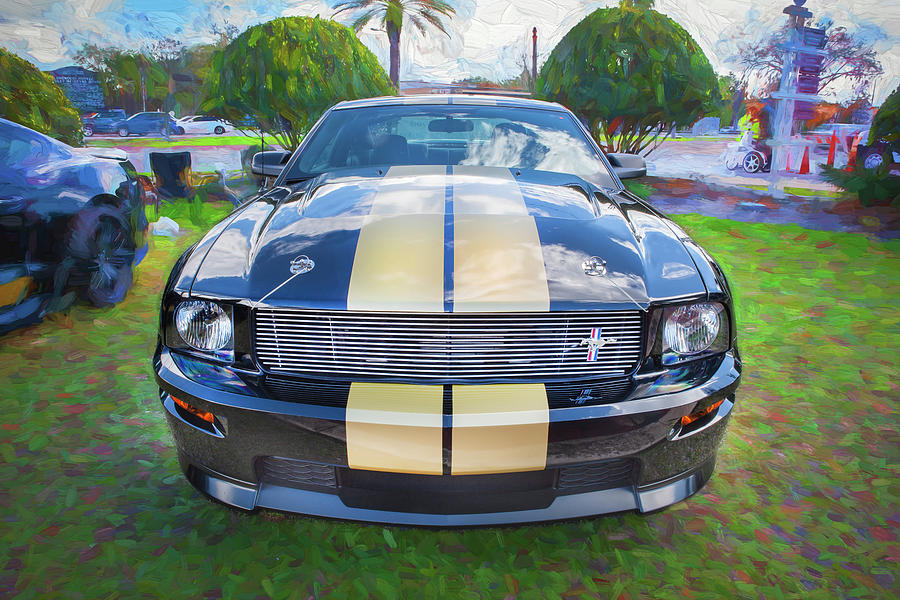 2006 Ford Hertz Shelby Mustang GT-H 106 by Rich Franco