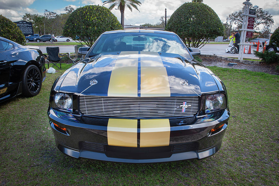 2006 Ford Hertz Shelby Mustang GT-H 107 by Rich Franco