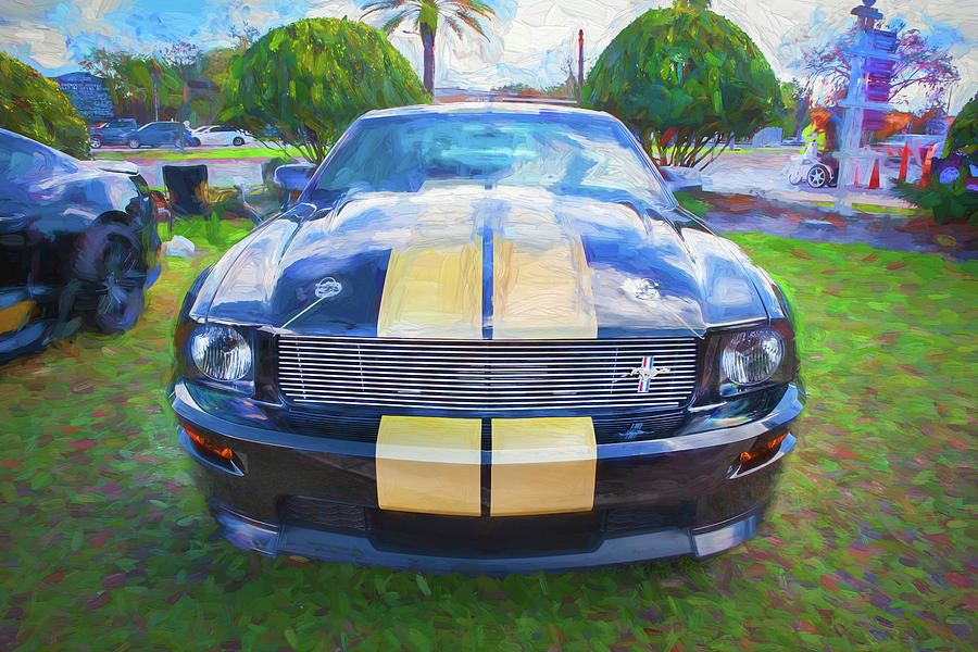 2006 Ford Hertz Shelby Mustang GT-H 108 by Rich Franco