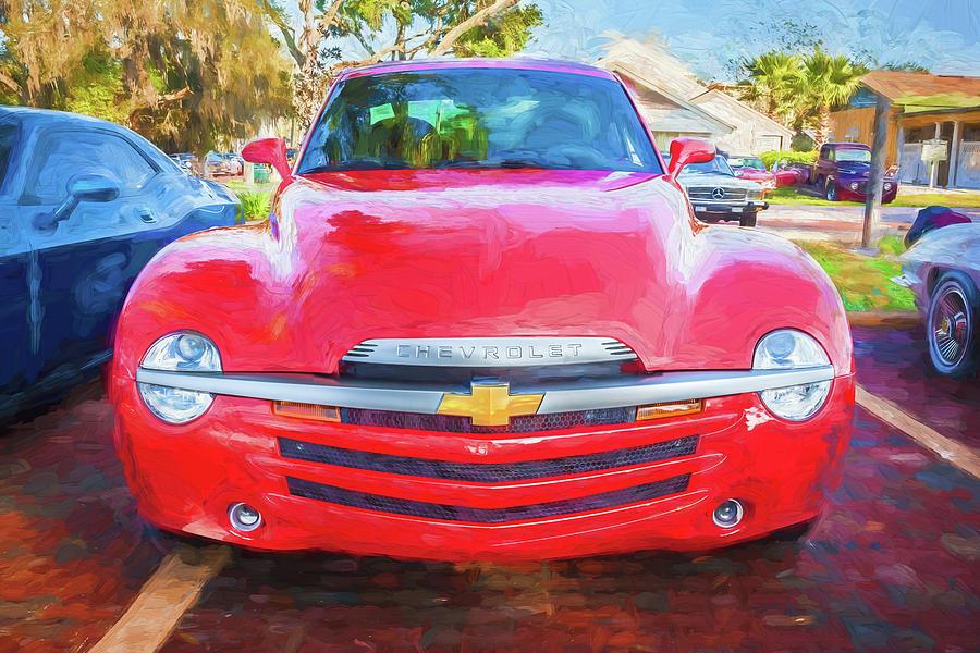 2006 SSR Chevrolet Truck 105 by Rich Franco