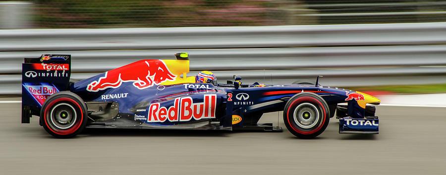 Mark Webber Photograph - 2011 Canadian Gp-webber by Bruno Doddoli