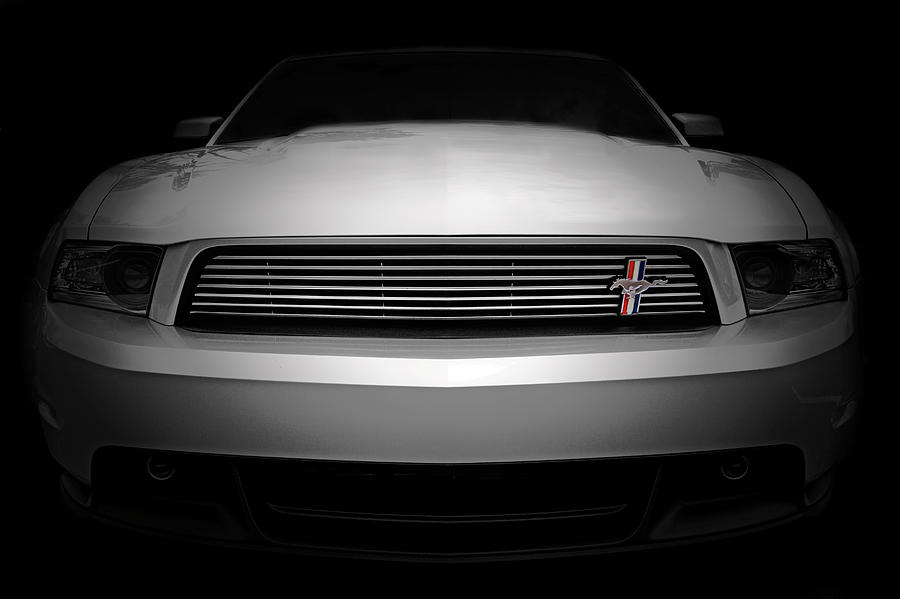 2011 Mustang GT/CS - Ford Mustang - American Muscle Car by Jason Politte