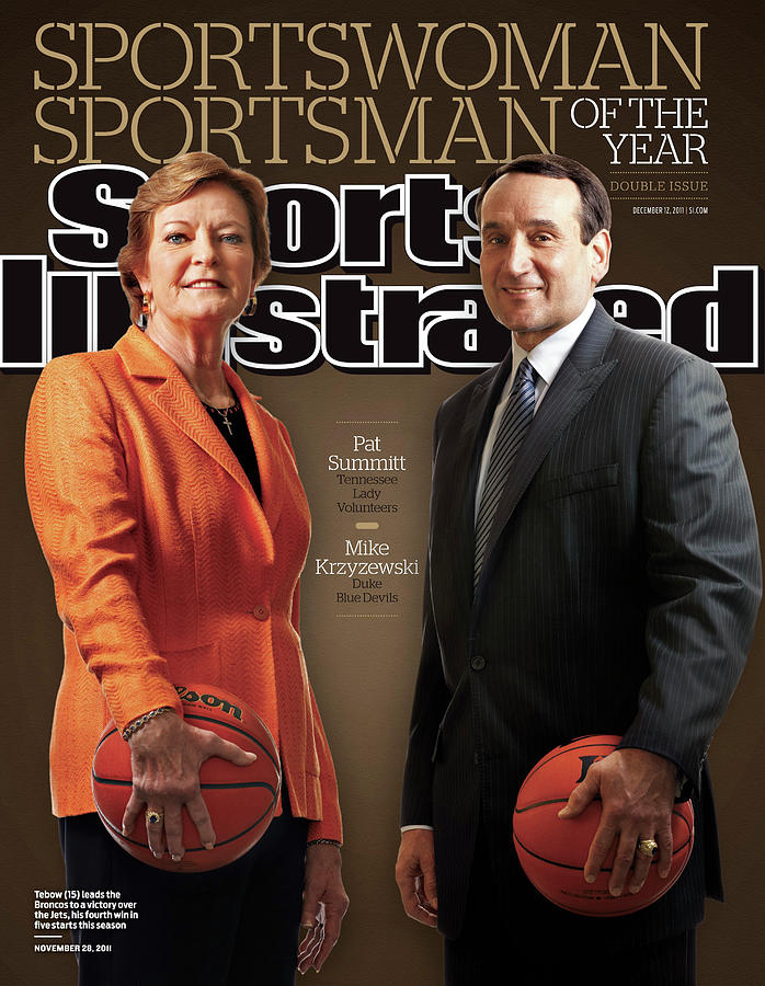 2011 Sportspersons Of The Year Sports Illustrated Cover Photograph by Sports Illustrated