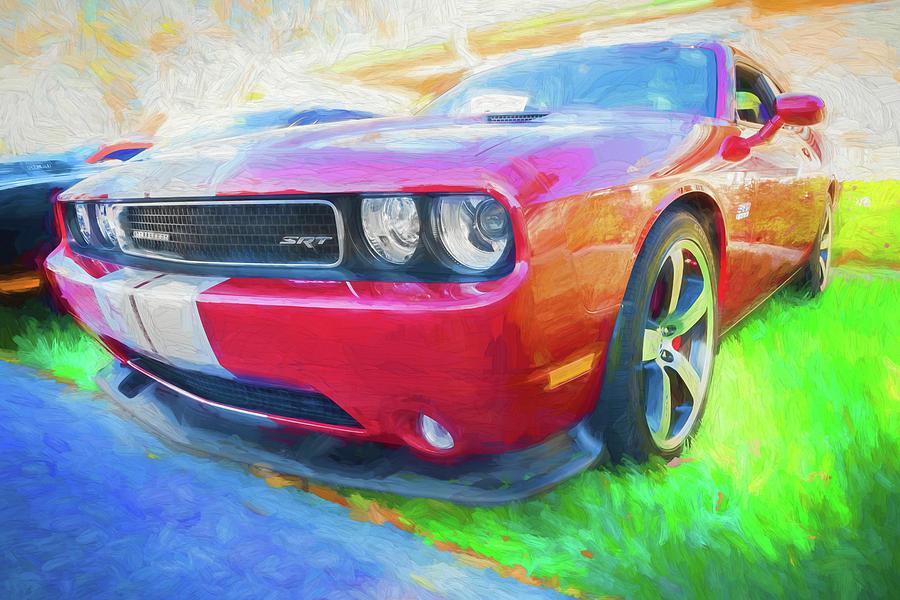 2012 Dodge Challenger SRT8 Hemi 107 by Rich Franco