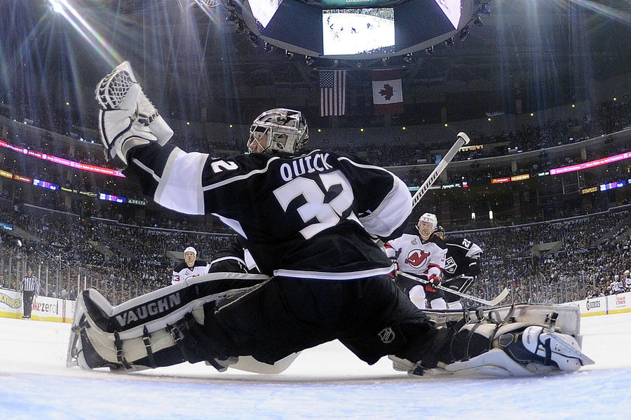 e9b278cd1 2012 Nhl Stanley Cup Final – Game Four Photograph by Harry How