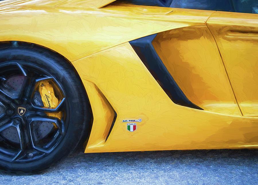2013 Lamborghini Aventador LP 700 4 x104 by Rich Franco