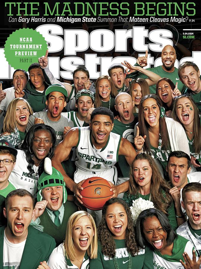 2014 March Madness College Basketball Preview Part II Sports Illustrated Cover Photograph by Sports Illustrated