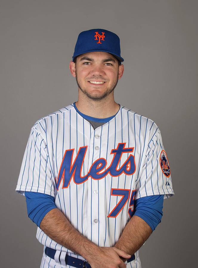 2015 New York Mets Photo Day Photograph by C.j. Walker