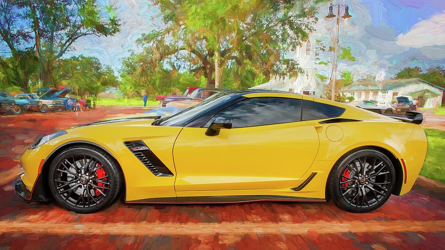 2016 Corvette Z06 118 by Rich Franco