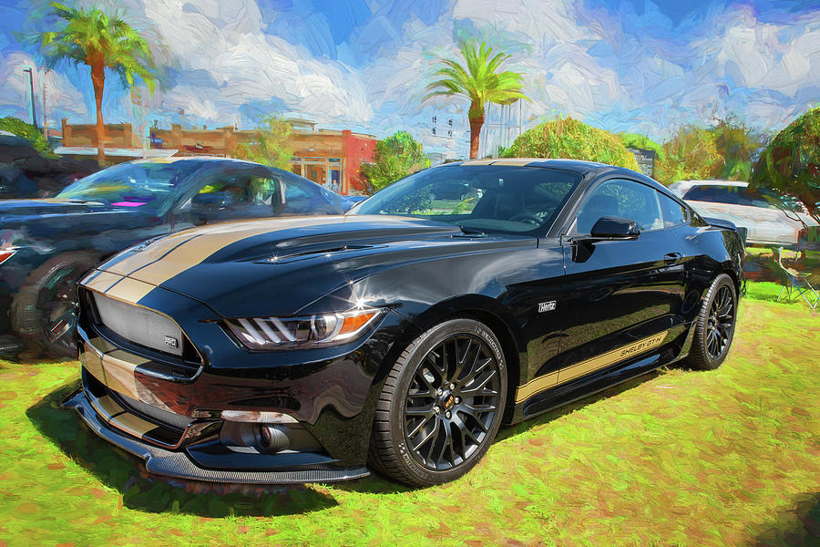 2016 Ford Hertz Shelby Mustang GT-H 103 by Rich Franco
