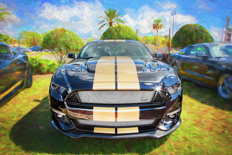 2016 Ford Hertz Shelby Mustang GT-H 106 by Rich Franco
