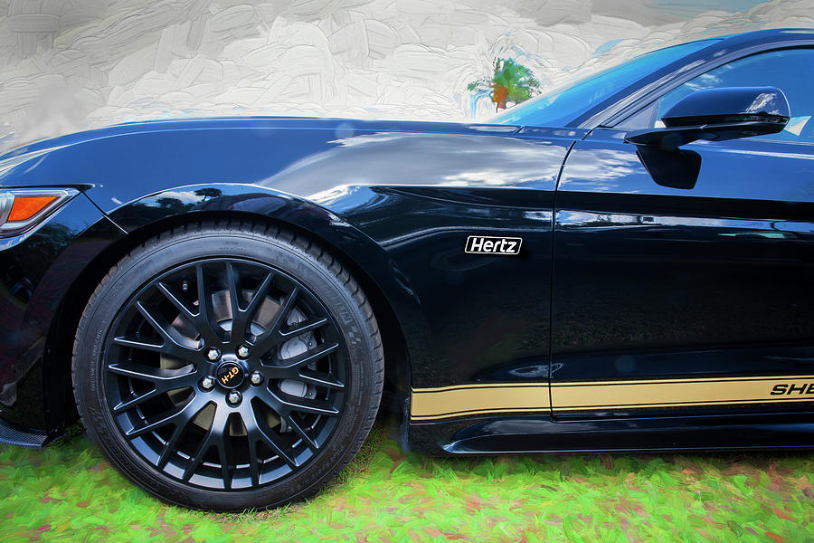 2016 Ford Hertz Shelby Mustang GT-H 110 by Rich Franco