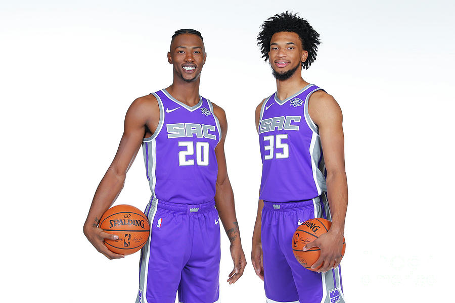 2018-19 Sacramento Kings Media Day Photograph by Rocky Widner