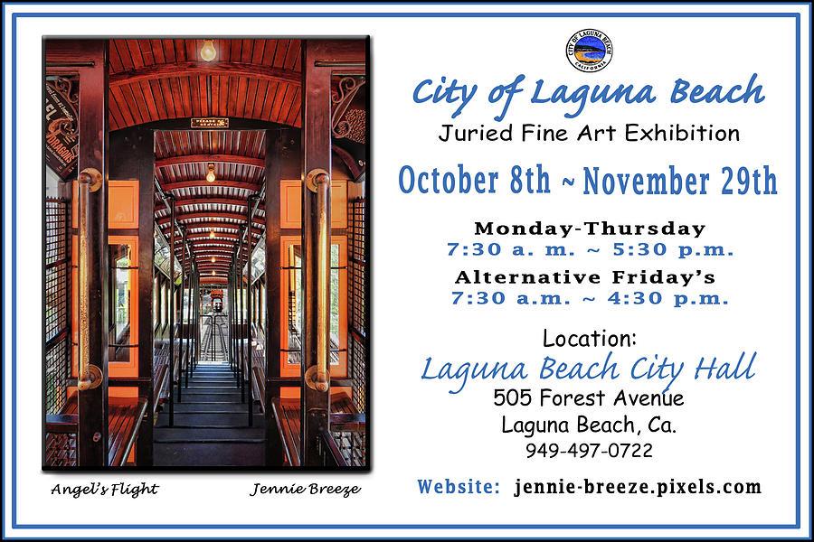 2018 Laguna Juried Fine Art Exhibit by Jennie Breeze