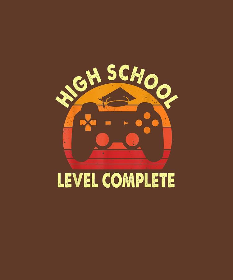 2019 Digital Art - 2019 High School Graduation Shirt Gamer Graduation Gifts by Do David