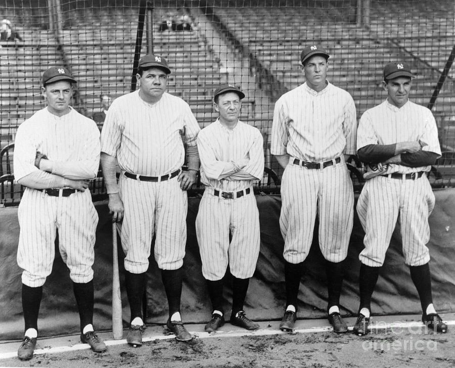 National Baseball Hall Of Fame Library 202 Photograph by National Baseball Hall Of Fame Library