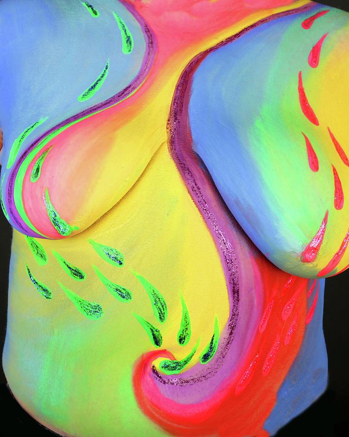 21. Svitlana Kline, Artist, 2019 by Best Strokes -  formerly Breast Strokes - Hadassah Greater Atlanta