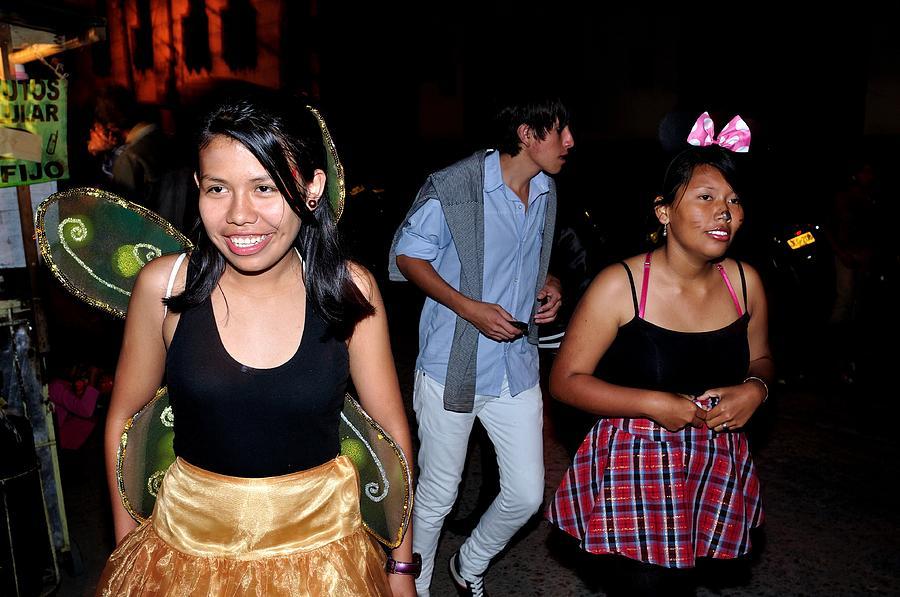 San Agustin Carnival - Colombia Photograph