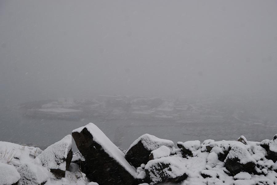 Sand Point, Alaska Photograph