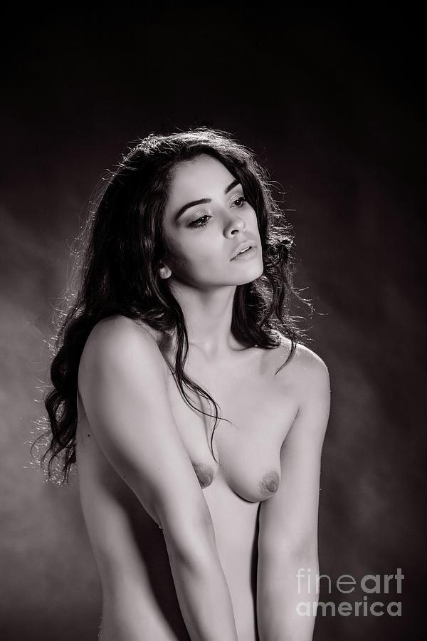 Nude white Brittney White