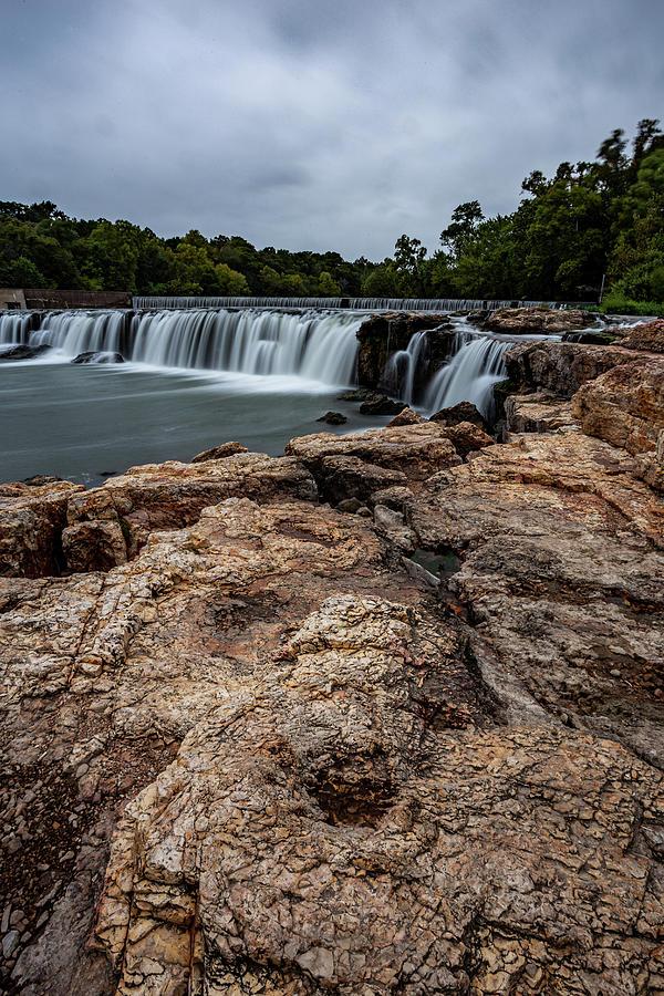 Grand Falls Waterfall by Michael Munster