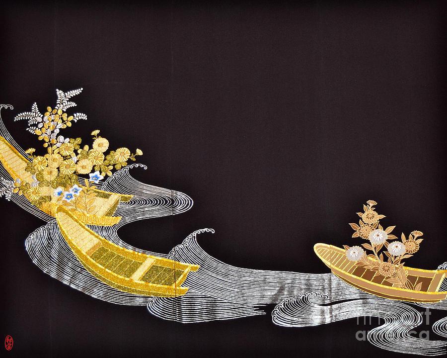 Spirit Of Japan T61 Digital Art by Miho Kanamori