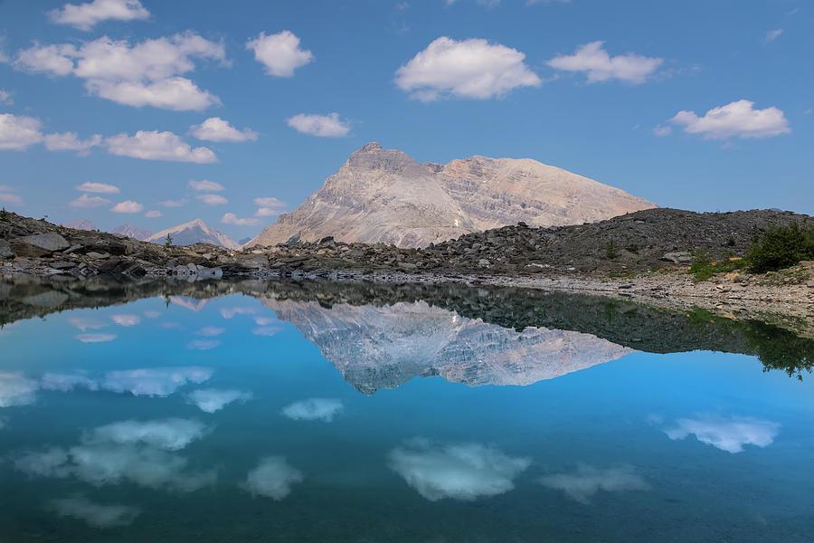 Blue Photograph - Canada, British Columbia, East Kootenay by Jaynes Gallery