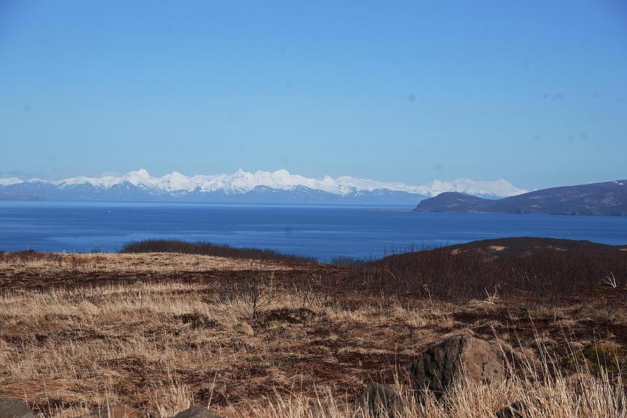 Sand Point Alaska Photograph