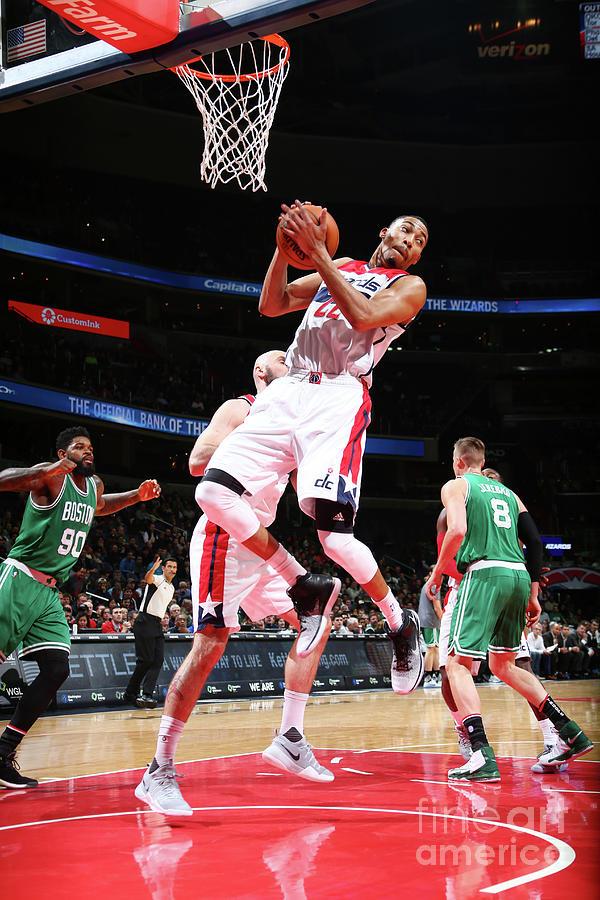 Boston Celtics V Washington Wizards Photograph by Ned Dishman