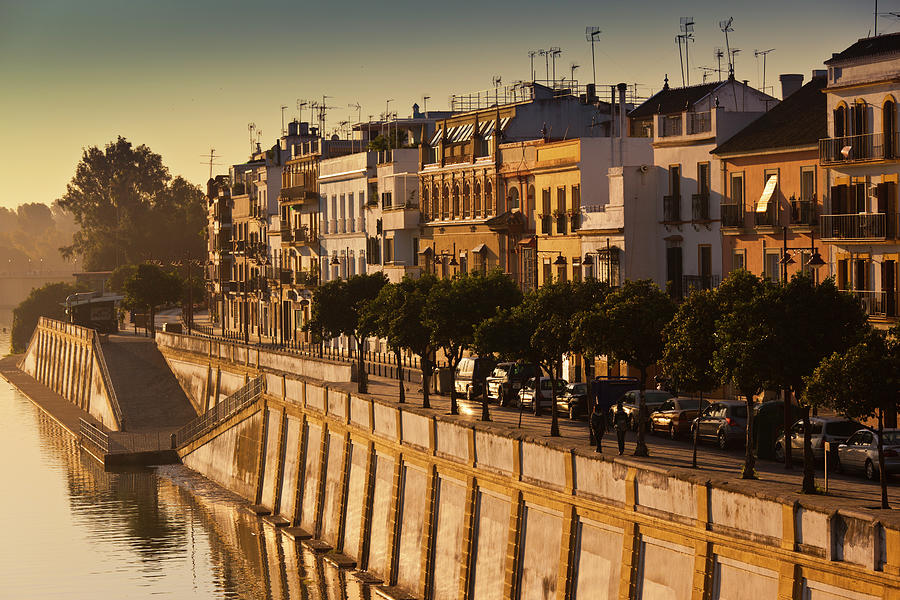 Spain, Andalucia Region, Seville Photograph by Walter Bibikow