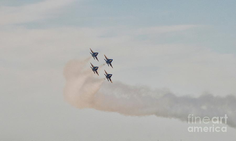 #28 Blue Angels Photograph