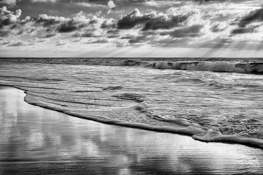 Beach Photograph - Usa, California, La Jolla by Ann Collins