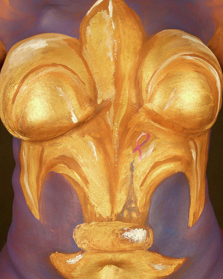 3. Ivy Kilpatrick, Artist, 2019 by Best Strokes -  formerly Breast Strokes - Hadassah Greater Atlanta