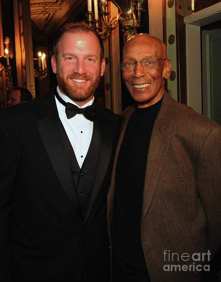2012 Dempster Foundation Casino Night Photograph by Rick Diamond