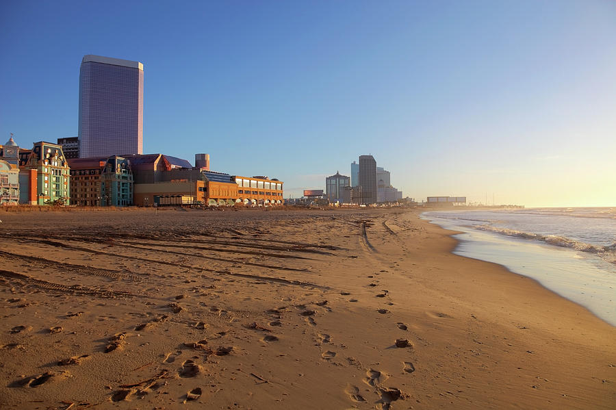 Atlantic City Photograph by Denistangneyjr