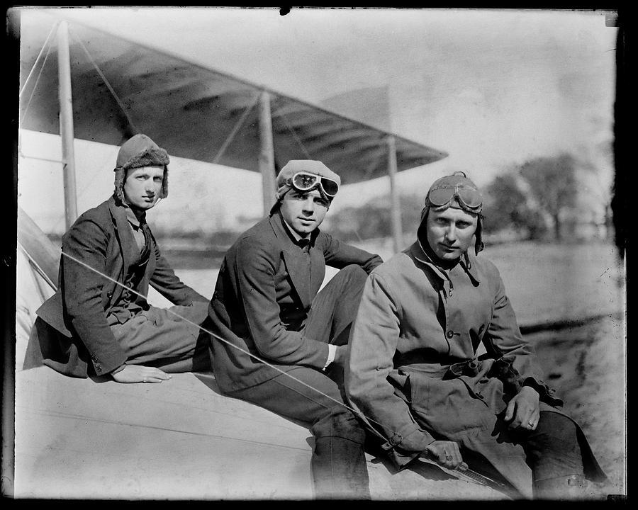 3 Aviators by Brian Duram