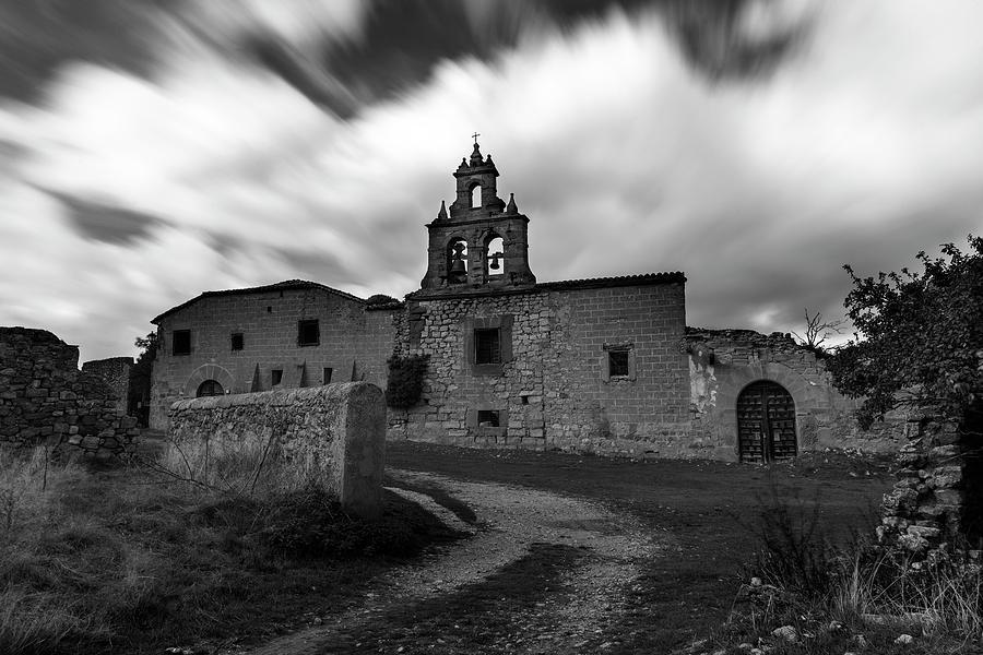 Beatorio de San Roman-Sinagoga in Medinaceli, Soria by Vicen Photography