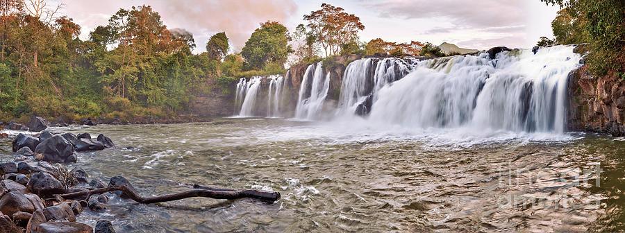 Beautiful Waterfall Photograph