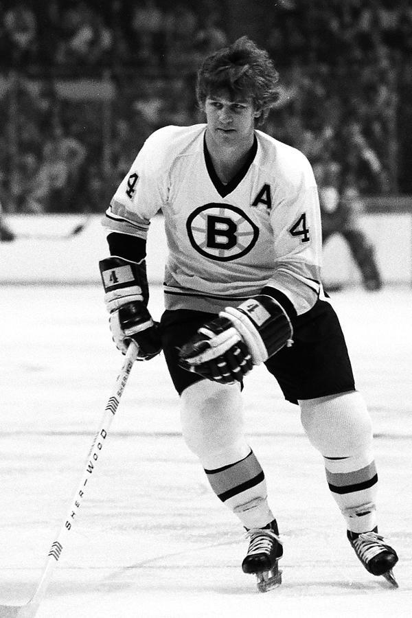 Boston Bruins Photograph by Steve Babineau