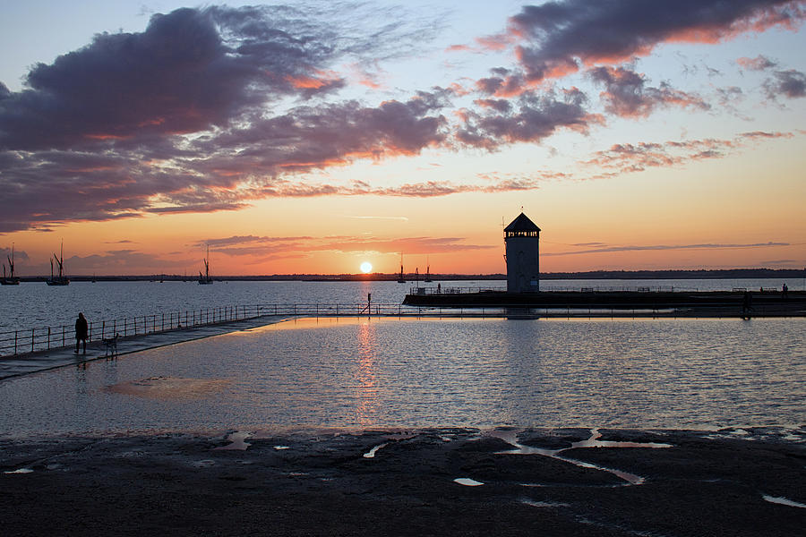 Brightlingsea by Martin Newman
