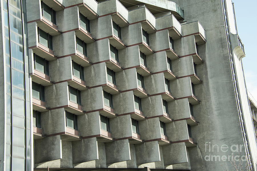 Brutalist Architecture by Juli Scalzi