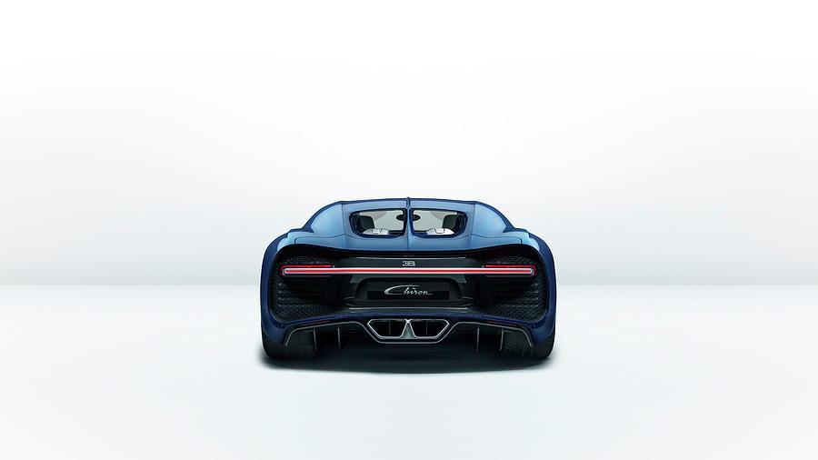 Bugatti Chiron by George Williams