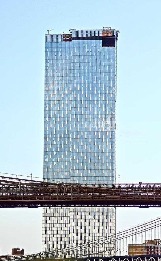 Skyline Photograph - Building by Gillis Cone
