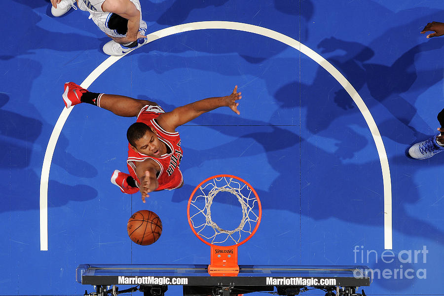 Chicago Bulls V Orlando Magic Photograph by Fernando Medina