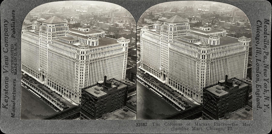 Chicago Merchandise Mart by Library of Congress