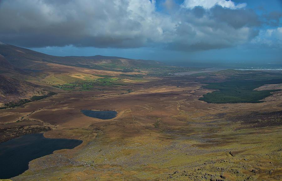 Dingle Peninsula Ireland by Curt Rush
